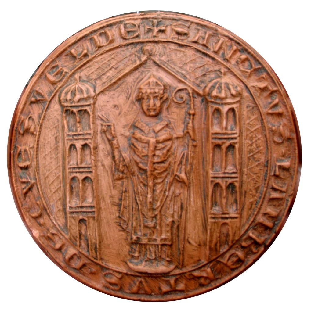 Coesfeld_-_großes_Stadtsiegel 1246