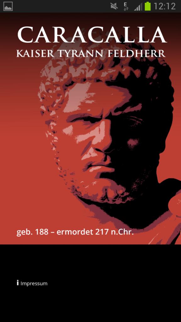 Titelbild Caracalla