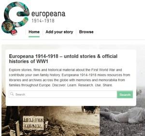 europeana 19141918