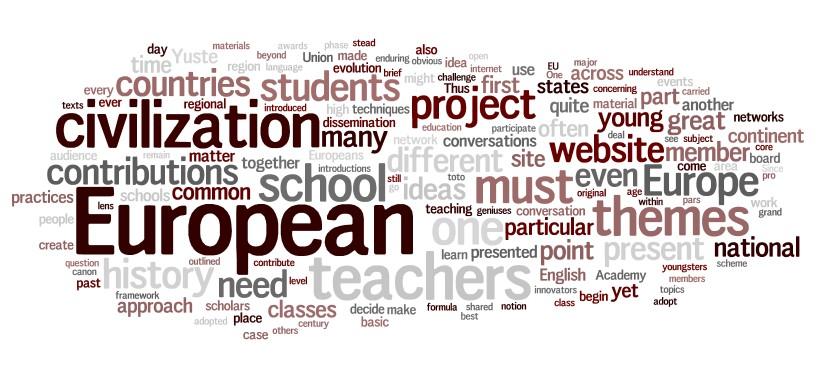 Wordcloud classroom4eu 5