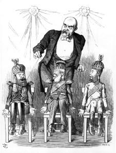 Bismarck-Karikatur