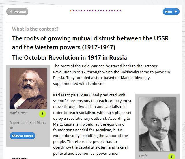 Marx portrait