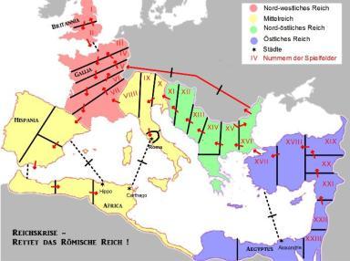 Spielplan Reichkrise